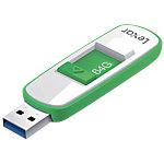 Lecteur flash Lexar JumpDrive S75 64 Go Vert