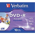 DVD+R Verbatim 43508   10