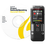 Dictaphone Philips DVT2710 MP3, WAV (enregistrement) Multi couleur