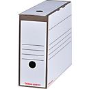 Boîtes d'archives montage automatique