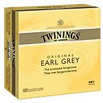 Sachets de thé Twinings Twinning's Arômes naturels   100 Unités