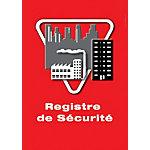Registre de sécurité incendie pour ERP A4 SICLI A4