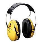 Protection auditive 3M Unica Jaune, noir