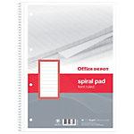 Cahier double spirale Office Depot A4 70 g