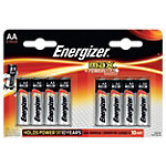 Piles Energizer Max AA Lot 2