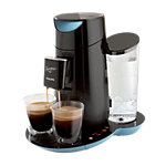 Cafetiere Philips Senseo Twist noire
