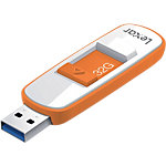 Lecteur flash Lexar JumpDrive S75 32 Go USB 3.0 Orange