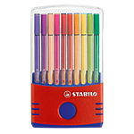 Feutres STABILO Pen 68 Mini Assortiment   20