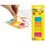 Index marque page papier avec distributeur Pop up Post it 672 P1 3,81 (H) x 2,54 (l) cm Assortiment
