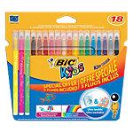 Feutres fluos BIC Kids Assortiment   18