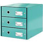 Module de classement Leitz Click&Store 28,2 (H) x 28,6 (l) x 35,8 (P) cm Menthe