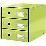 Module de classement Leitz Click&Store 28,2 (H) x 28,6 (l) x 35,8 (P) cm Vert