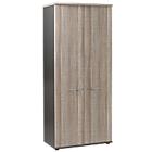 Armoire haute 2 portes battantes 4 Gautier Office Jazz 80 (h) x 48 (l) x 183 (p) cm