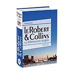 Dictionnaire Robert & Collins Français   Anglais   Français