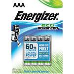 Piles Energizer Eco Advanced AAA 4 Piles