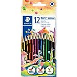 Crayons de couleurs STAEDTLER Wopex Noris   12