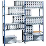 Rayonnage Acier Paperflow 200 (H) x 100 (l) x 35 (P) cm