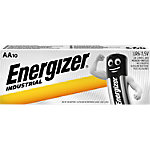 Piles ENERGIZER Industrial LR6 AA Paquet 10