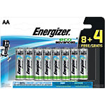 Piles Energizer Eco Advanced AA Paquet 12