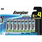 Piles Energizer Eco Advanced AA 12 Piles