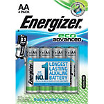 Pile Energizer Eco Advanced LR6 AA Paquet 4