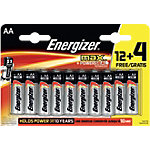 Piles Energizer Max AA 16