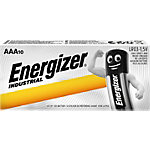Piles ENERGIZER Industrial AAA Paquet 10