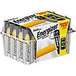 Piles Energizer Alkaline Power AAA 24 Piles