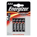 Piles ENERGIZER Alcaline Power Standard AAA AAA 1.5 V   4