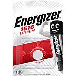 Pile bouton Energizer Lithium CR1616