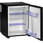 Réfrigérateur 40 L Blanc, noir