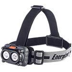 Lampe frontale Energizer Hardcase Pro Magnet Noir