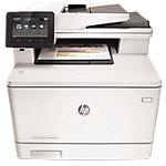 Imprimante tout en un HP LaserJet Pro M477fnw Couleur Laser