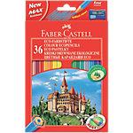Crayons de couleur Faber Castell Ecopencils   36