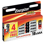 Max Piles Energizer AAA