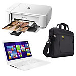 Ensemble informatique   PC Portable 14