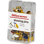 Punaises Office Depot   100
