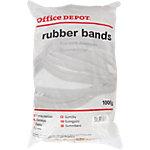Bracelets élastiques Office Depot 1000 g   Boîte de 1 kg