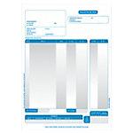 Imprimés de Bulletins de paye avec congés  payés Ciel Bulletins de paie avec congés payés 400 Pages   400 Imprimés