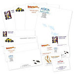 Cartes de visite Papier Xerox 8,2 (H) x 12,8 (l) cm Blanc   200