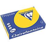 Ramette de papier de 500 feuilles   Clairefontaine   Trophée   A4 80g