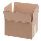 Caisse double cannelure Niceday Carton ondulé double cannelure 110 (H) x 217 (l) x 172 (P) mm Marron   10 Unités