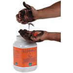 Nettoyant microbilles pour mains  Parfum orange