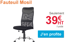 Fauteuil Mosil