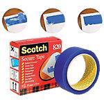 Ruban de sécurité pour enveloppes Scotch 3,5cm (l) x 33m (L) Bleu