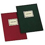 Piqûre spécialisée registre courrier Départ ELVE Registre Départ du courrier 160 Pages 80 g