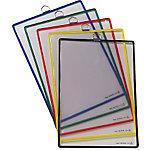 Panneaux de présentation à pivot Tarifold 154509 Assortiment   5