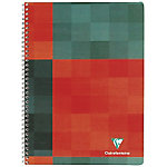 Cahier à spirale Clairefontaine A5+ Matris 90 g