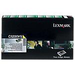 Cartouche de toner D'origine Lexmark C5220YS Jaune