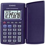 Calculatrice de poche   Casio   HL 820VER   8 chiffres   convertisseur euro .